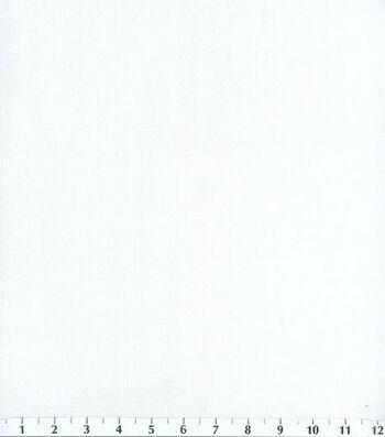 Diaper Cloth Utility Fabric 36''-White