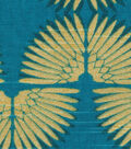 Home Decor 8\u0022x8\u0022 Fabric Swatch-Urban Caterpillar Peacock