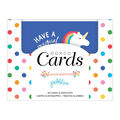 American Crafts A2 Cards W/Envelopes 40/Box-Oh Summertime
