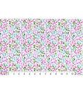 Snuggle Flannel Fabric 42\u0022-Colored Vines