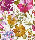 Upholstery Fabric 54\u0022-Foxy Punch