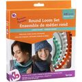Knitting Board Premium Chunky Yarn Round Loom Set