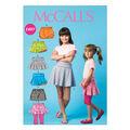 McCall\u0027s Girls Pants-M6918