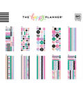 The Happy Planner Washi Sticker Book-Girly