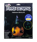 Tulip Pumpkin Decorating Kit-Witch