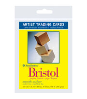 "Strathmore Artist Trading Cards 2.5""X3.5""-Bristol Smooth, , hi-res"