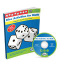 Didax Dice Activities for Math Book & CD