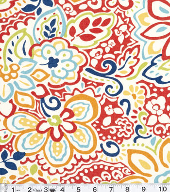 "Home Essentials Lightweight Decor Fabric 45""-Spirited Confetti"