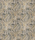 SMC Designs Upholstery Fabric 56\u0022-Lorna/Tide