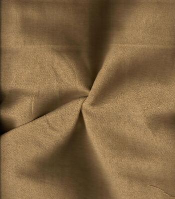 "Tobacco Utility Fabric 54""-Tan"