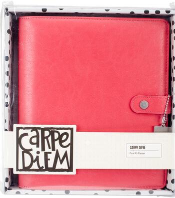 Carpe Diem A5 Planner-Coral