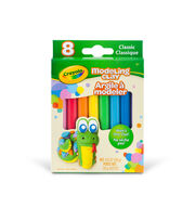 Crayola 8ct Modeling Clay-Classic, , hi-res