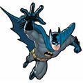York Wallcoverings Wall Decals-Batman Gotham Guardian Giant