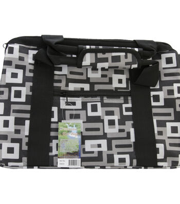 "JanetBasket Eco Bag 18""X10""X12""-Montage"