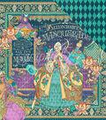 Midnight Masquerade Double-Sided Cardstock 12\u0022X12\u0022-Midnight Masquerade