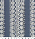Robert Allen @ Home Upholstery Swatch 56\u0022-Mod Form Hydrangea