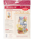 RIOLIS Counted Cross Stitch Kit 7.75\u0022X11.75\u0022-Cottage Garden