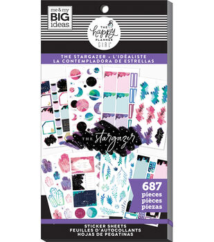The Happy Planner Girl Sticker Value Pack-Stargazer