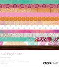 Kaisercraft Paper Pad 6.5\u0022X6.5\u0022-Bombay Sunset