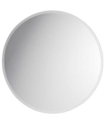 """Darice 14"""" Round Beveled Mirror"""
