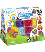 Perler Fused Bead Kit-Bead Fun, , hi-res