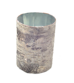Bloom Room Small Birch Metal Container