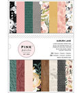 American Crafts Single-Sided Paper Pad 6\u0022X8\u0022 24/Pkg-Auburn Lane
