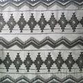 Boho Style Lace Fabric -Black
