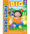 Big Learning Workbook Tablets-First Grade - Ages 6-7