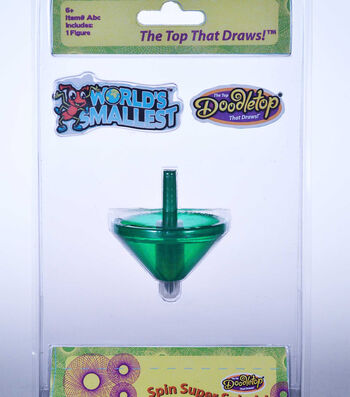 Worlds Smallest Doodle Top