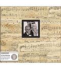 K&Company Window Album 12\u0022x12\u0022-Vintage Music