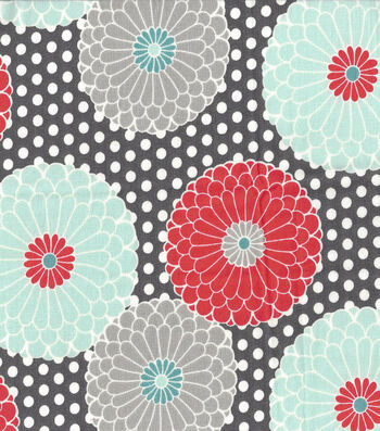 Keepsake Calico Cotton Fabric 43''-Springdale Sterling