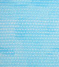 Keepsake Calico Cotton Fabric 43\u0022-Blue Topaz Knit Blender