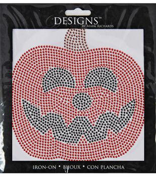 Appliques iron on patches applique designs joann designs iron on jack o latern urtaz Gallery