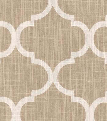 """Richloom Studio® Multi-Purpose Decor Fabric 54""""-Bravo Cream"""