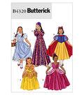 Butterick Pattern B4320 -Children\u0027s/Girls\u0027 Storybook Costumes