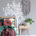 York Wallcoverings Wall Decals-Simple White Tree