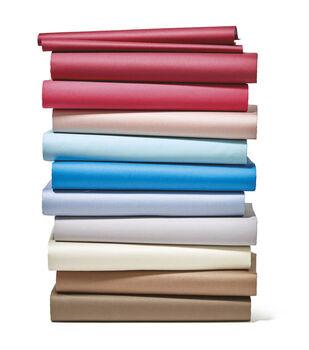 Supima Sateen Cotton Fabric-Solids