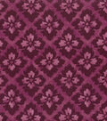 Keepsake Calico Cotton Fabric 44\u0022-Arabesque Plum
