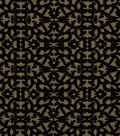 Home Decor 8\u0022x8\u0022 Fabric Swatch-Robert Allen Tuscan Scroll Iron