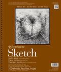 Strathmore 400 Series 100 Sheets 11\u0027\u0027x14\u0027\u0027 Wire Bound Sketch Pad
