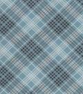 Nursery Flannel Fabric -Plaid