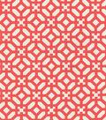 Waverly Outdoor Fabric 54\u0022-In the Frame Peachtini