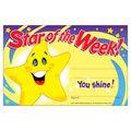 Trend Enterprises Inc. Star of the Week! Recognition Awards, 30/Pack