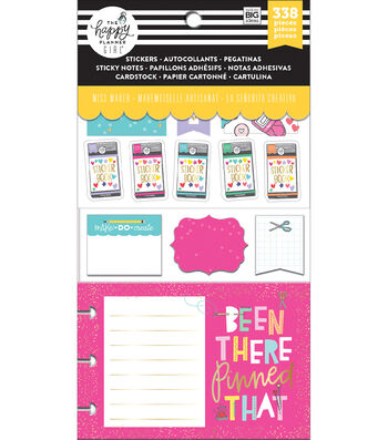 The Happy Planner Girl Multi Accessory Pack-Miss Maker