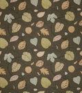 Home Decor 8\u0022x8\u0022 Fabric Swatch-Eaton Square Kiki Charcoal