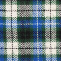 Plaiditudes Brushed Cotton Fabric-Green, Blue & Black Plaid