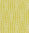 Waverly Upholstery Fabric-Strand Citrus