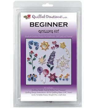 Quilled Creations Beginner Quilling Kit