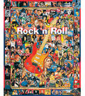 White Mountain Puzzles Jigsaw Puzzle Rock\u0027n\u0027roll